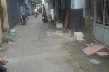 Bán nhà đầu hẻm đường Phạm Ngọc - sát chợ Tân Hương, 4x12m hẻm rộng, thoáng 1 lầu, giá 4.2 tỷ