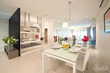 Bán căn hộ MT Võ Văn Kiệt, Q8, 82m2, 1.63 tỷ, 2PN + 2WC, view Q1, tặng full nội thất, trả góp 0%