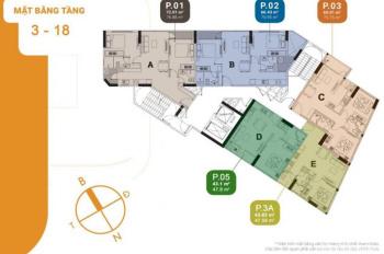 Tôi có 2 căn hộ The Penta Hoàng Hoa Thám 1 - 2 PN cần bán. Liên hệ: 0909849515
