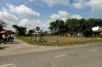 Mở bán đất nền phân lô thị trấn Củ Chi 20 lô giai đoạn 1 chỉ 630tr/nền 110m2, đất thổ cư, SHR