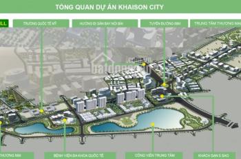 Mở bán shophouse Khai Sơn Long Biên tặng xe 1,5 tỷ, 8 SH, tặng heo vàng 50tr DT 90m2, LH 0904615286