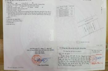 Bán đất Vân Đồn mặt đường 334, giá cả hợp lý phải chăng, chỉ từ 23 triệu/m2, LH 0385599000