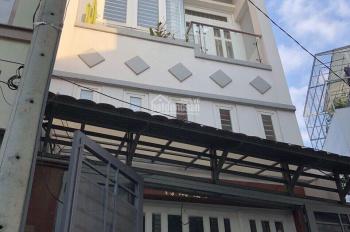 Bán nhà MTKD đường 47, ngay chợ Pouyuen, Tân Tạo, 4,5x18m, 2,5 tấm, nhà mới, giá 7,3 tỷ