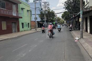 Nhà 2 mặt tiền trước sau đường Độc Lập, Tân Phú 4.39m(4.5)x22.5m không lỗi phong thủy
