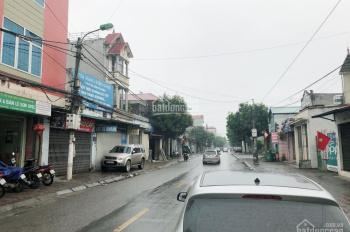 Cần bán 81.0m2 đất ở (SĐCC), mặt đường Phan Đăng Lưu, thị trấn Yên Viên
