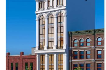 Bán tòa văn phòng 9 tầng mặt phố Nguyễn Ngọc Vũ giá = 68 tỷ