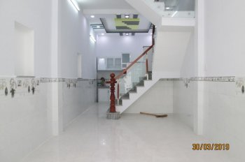 Chính chủ bán nhà mới xây rất đẹp đường Phạm Thế Hiển, 1 trệt 2 lầu, 4PN, LH 0784293265