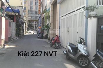 Cần bán đất kiệt ôtô Nguyễn Văn Thoại đấu lưng Trần Bạch Đằng