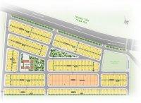 Bán đất nền khu nhà phố liền kề mặt tiền Quốc Lộ 51 Bà Rịa City Gate, liên hệ: 0901325595