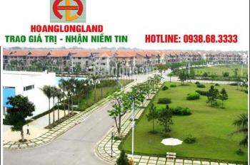 Bán lô đất 160m2, MT 8m, KĐT Chi Đông, Mê Linh, view công viên, giá 6,8 tr/m2, LH: 0938.68.3333