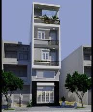 Nhà cho thuê MT 721A CMT8, P6, Tân Bình, DT 5*22m, 1T, 3L, 49tr/th. Lh 0903.998.319 cô Hoa chủ nhà
