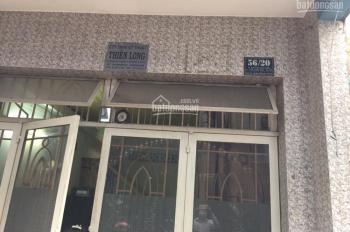 Chính chủ kẹt tiền bán gấp nhà hẻm Nguyễn Minh Châu 3,5x9m, vuông vức, 2PN, 2,4 tỷ bớt lộc