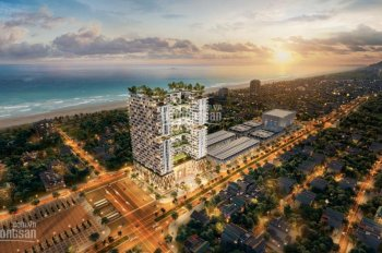 Suất ngoại giao tầng 1 TTTM Condotel Apec Phú Yên 34m2 mặt đường Hùng Vương