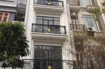 Bán gấp căn nhà mới 5 tầng, DT 40m2, MT 4m, đường 13m, nhà thế này mới gọi là nhà mặt phố chứ