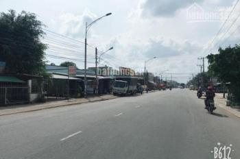 Thanh lý lô đất thổ cư TT Bến Lức, MT đường Nguyễn Văn Tiếp 90m2. Hỗ trợ trả chậm 0%