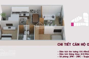 Chính chủ cần bán gấp (cắt lỗ) căn hộ tại dự án Tháp Doanh Nhân. LH 0965 65 88 33
