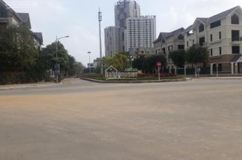 Cần bán gấp biệt thự mặt hồ Dương Nội, mặt đường Lê Quang Đạo