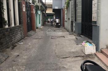 Bán nhà cũ hẻm Tôn Đản, phường 8, Quận 4, DT: 5x15m nở hậu 6m, giá 4 tỷ