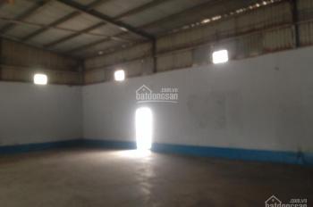 Cho thuê nhà xưởng đường cảng sông Phú Định, đường xe công không cấm giờ