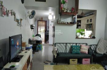 Bán căn hộ tập thể ngõ 29 Lạc Trung, Hai Bà Trưng, DTSD 65m2, còn mới, 2 mặt thoáng, giá 1,42 tỷ