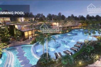 Chính thức nhận Booking tòa G2 - đẹp nhất dự án Palm Garden, Q. 2. TT 50% nhận nhà, 0903 711 538