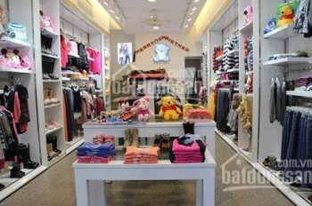 Sang nhượng cửa hàng thời trang Hàng Cân, 40m2x2.5 tầng, mặt tiền 4m, thông sàn, giá thuê 60 tr/th