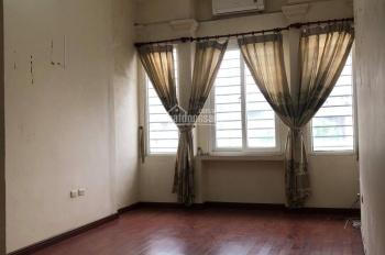 Cho thuê nhà mặt ngõ phố Kim Đồng, DT 120m2 x 4,5 tầng, giá 20 tr/th