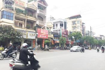 Bán nhà 3 tầng mặt đường Tôn Đức Thắng, DT 90m2, gần chợ An Dương