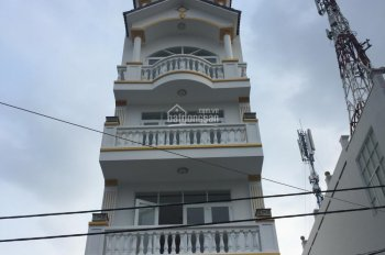 Bán nhà MT Trần Thủ Độ, P. Phú Thạnh, Q. Tân Phú- DT: 4,9x19m, kết cấu: Đúc 5,5 tấm mới