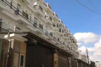 Bán nhà quận 12 giá rẻ 1 trệt 1 lửng 2 lầu, 88m2 đường Tô Ngọc Vân, giáp ranh Gò Vấp
