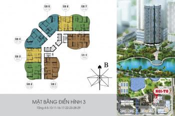 Cần bán nhanh các căn 1,2,3,4,5,6,7,8 tòa N01T8 giá tốt, 0986839556