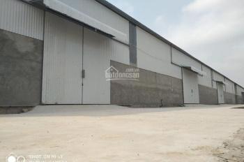 Cho thuê kho xưởng chính chủ giá cả hợp lý tại Văn Giang - Hưng Yên