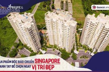 Bán căn hộ cao cấp The Canary Bình Dương giá chỉ 2.3tỷ/84m2 NHHT 70% nhận nhà ở liền, LH 0936494101