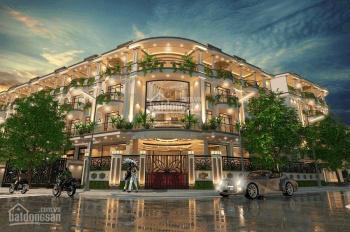 Bán nhà phố mặt tiền Tạ Quang Bửu 1 trệt, 3 lầu, 1 áp mái + sân vườn. Chỉ 6,7 tỷ, LH: 0898998036