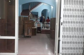 Cho thuê gấp nhà giá rẻ mặt tiền đường Nguyễn Cửu Đàm, DT: 4,5x20m, 1 trệt 1 lầu