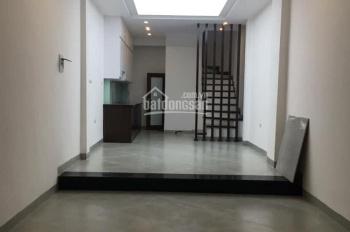 Bán nhà ngõ Nguyễn Phúc Lai, DT 40m2, 5 tầng mới, giá 5.1 tỷ