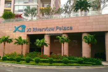 Cho thuê gấp căn hộ Xi Riverview Palace 185m2, full NT mới, giá thuê 76 triệu, LH: 0966.3799.48 Ly