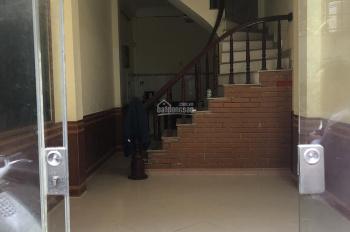 Cho thuê nhà riêng ngõ 521 Trương Định, nhà 40m2 x 4 tầng, ô tô đỗ cửa, 12 tr/th