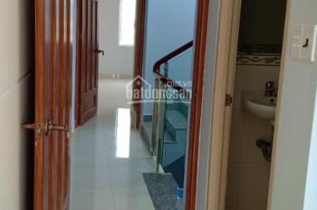 Nhà mới 1/ đường Mai Xuân Thưởng, trệt 2 lầu đúc thật, DT 3.3x8.5m