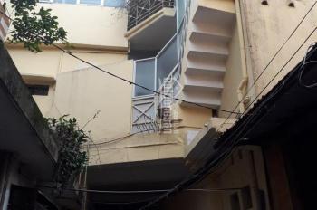 Cho thuê nhà riêng phố Quán Sứ, Hai Bà Trưng 40m2 x 3 tầng tiện ở làm homestay, VP, giá 13tr/th