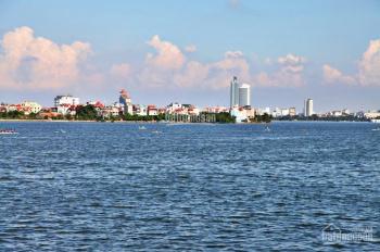 Bán đất mặt Hồ Tây, diện tích 206m2, mặt tiền 8m, mặt phố Nhật Chiêu, Tây Hồ, Hà Nội: 0981222026