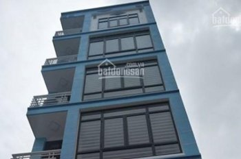 Cho thuê nhà mặt phố Hồng Mai, Q. Hai Bà Trưng, 120m2 x 6T, MT 6,2m, giá 65 tr/th. LH 0975.833.868