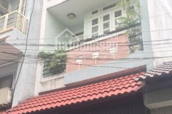 Nhà hẻm nhựa 8m Tân Hương, DT: 4x15m, đúc 3 tấm. Giá: 5.9 tỷ