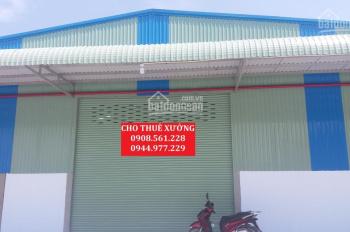 Cho thuê nhà xưởng đường Thạnh Lộc 41, Phường Thạnh Lộc, Quận 12, DT: 900m2, giá 40 triệu/tháng