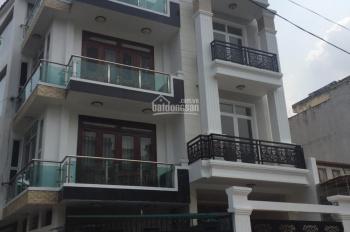 Bán nhà mặt tiền Phạm Hữu Chí ngay bệnh viện Chợ Rẫy, DT: 3.5x17m, trệt 3 lầu, giá 15 tỷ
