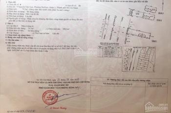 Cần bán nhà Q1 đường Nguyễn Văn Giai, DT 79m2, giá 24 tỷ có thương lượng (0906690499)