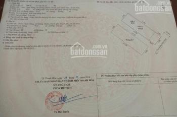 Cần bán gấp nhà 3 tầng tại Quốc Lộ 45, xã Quảng Thịnh, TP Thanh Hóa