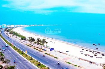 Cho thuê đất biển view biển 100% Nguyễn Tất Thành, 15tr/tháng