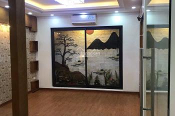 Bán nhà phân lô Liên cơ, Nguyễn Cơ Thạch, Dt 55m2 x 6T, lô góc, ô tô vào nhà, giá 7,2 tỷ