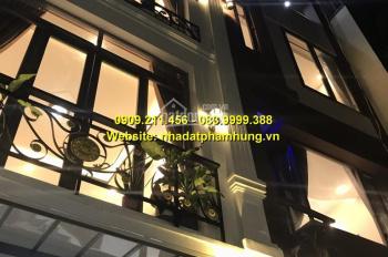 Bán nhà phố mới xây kiểu biệt thự Châu Âu Đường Số 19 Quang Trung, Quận Gò Vấp vào 1 sẹc 20m